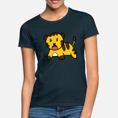 Little tiger - Women's T-Shirt
