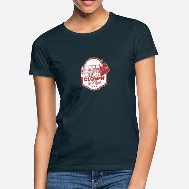Actor actor - Camiseta mujer