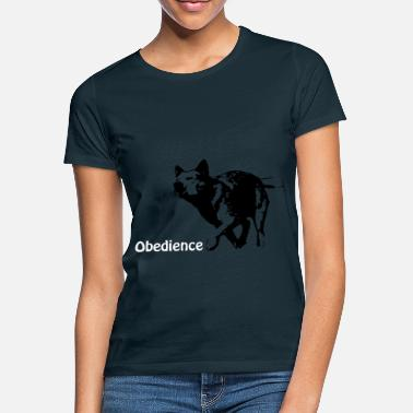 Obedience Obedience Cattledog - Women's T-Shirt