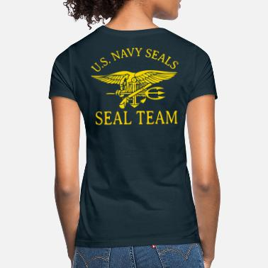Navy SEALS ONE - T-shirt Femme