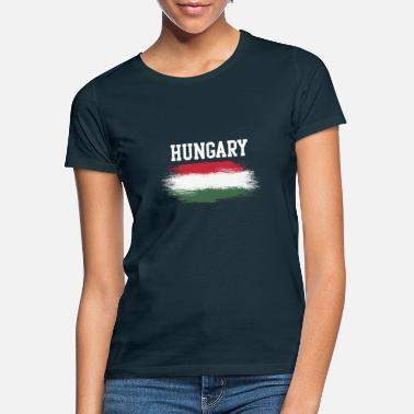 Hungary Hungary flag - Women's T-Shirt