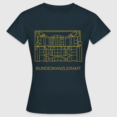 Chancellery in Berlin - Women's T-Shirt