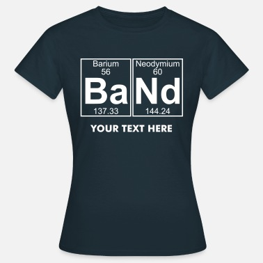 Band Nerd Ba-Nd (band) - Full - Women's T-Shirt