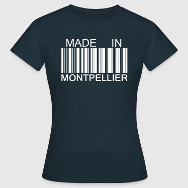 Made in Montpellier 34 Hérault - T-shirt Femme