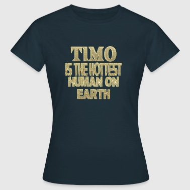 Timo - T-shirt Femme
