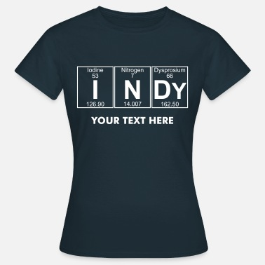 Indy I-N-Dy (indy) - Full - Women's T-Shirt