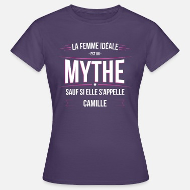Camille Camille femme ideale Camille - T-shirt Femme