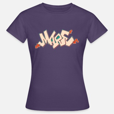 Street Graffiti Cool street art graffiti - Women's T-Shirt