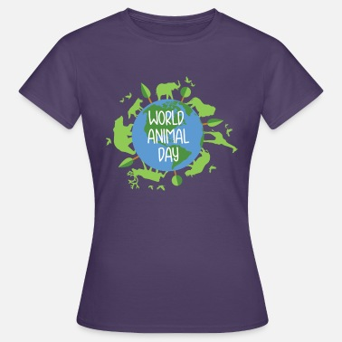 Welfare animal welfare - Women's T-Shirt