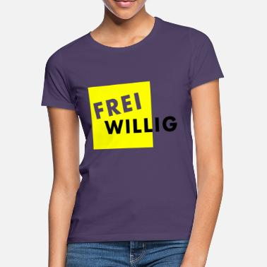 Willig FREI WILLIG - Frauen T-Shirt