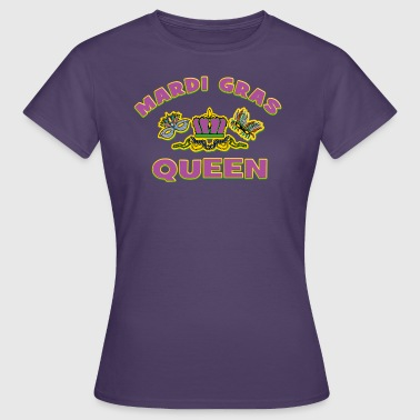 Mardi Gras Queen - Women's T-Shirt