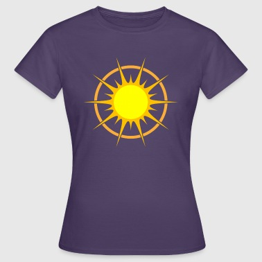 Full sun south cape - Women's T-Shirt