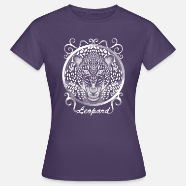 Leopard Design leopard - Women's T-Shirt