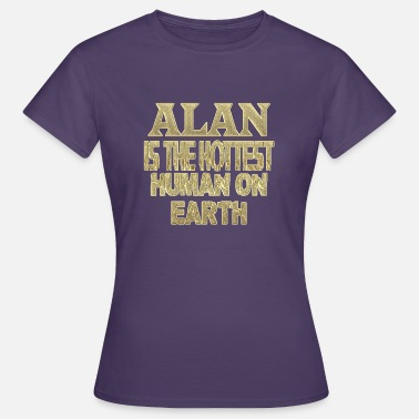 Alan Harper Alan - Frauen T-Shirt