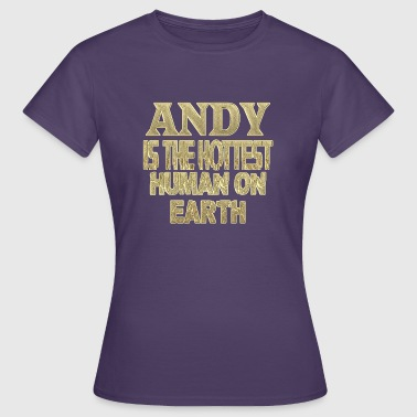 Andy - Camiseta mujer