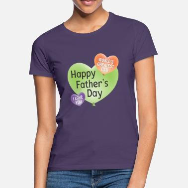 Fathers Day Father's Day - Women's T-Shirt