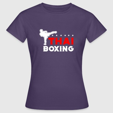 Thai boxing Muay Thai - Women's T-Shirt