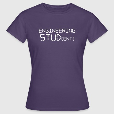 Engineering Student Engineer T-Shirt - Engineer - Student - Quote - Women's T-Shirt