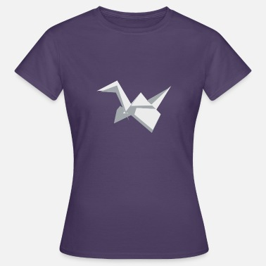 Origami origami - T-shirt Femme