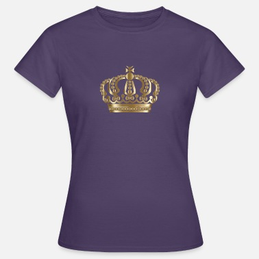 Gold Crown Crown gold - Women's T-Shirt