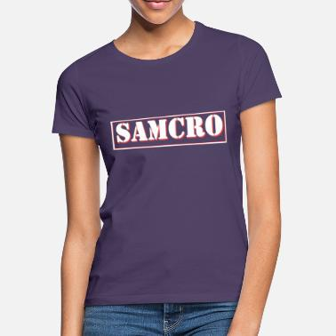 Anarchy samcro - Women's T-Shirt