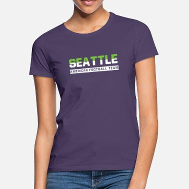 Seattle Seattle Football - Vrouwen T-shirt