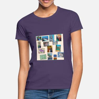 Collage Collage - Women's T-Shirt