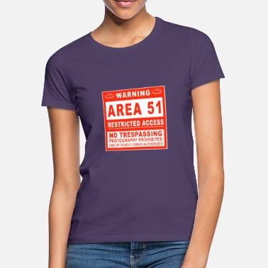 AREA 51 - AREA 51 - Women's T-Shirt
