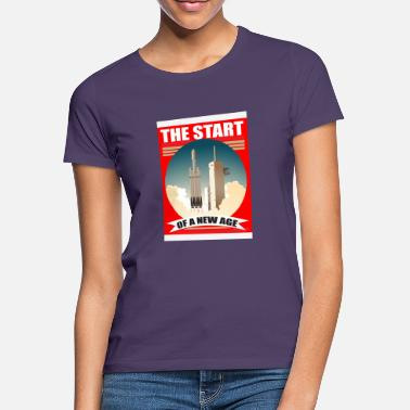 Atlantis The start of a new age - Women's T-Shirt