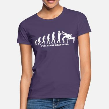 Full House Evolution of Full House - Women's T-Shirt