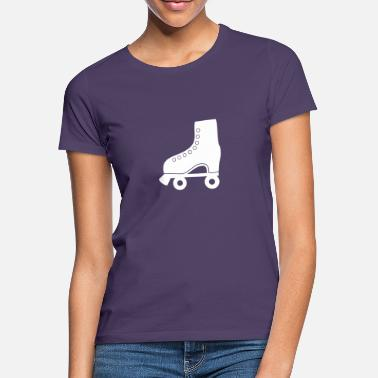 Skating roller skate - Women's T-Shirt
