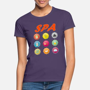 Spa spa - Women's T-Shirt