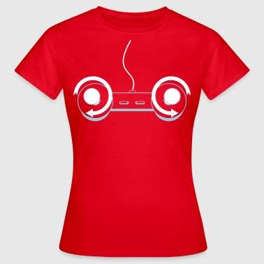 Breast controller  - Women's T-Shirt