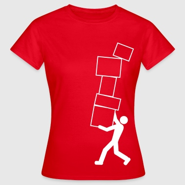 removal - Frauen T-Shirt