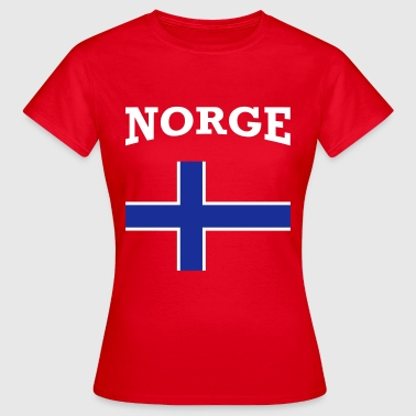 Norge - T-shirt Femme