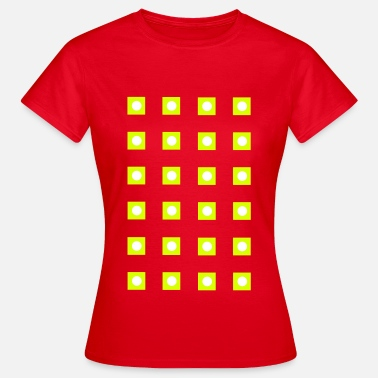 Led Kinder LED-Licht_a1 - Frauen T-Shirt