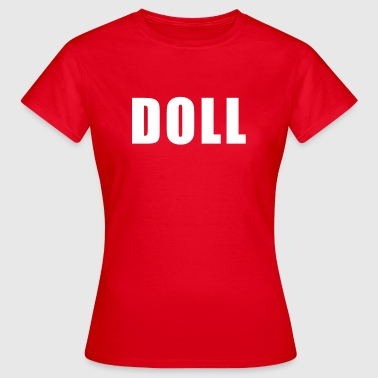 Doll - Women's T-Shirt
