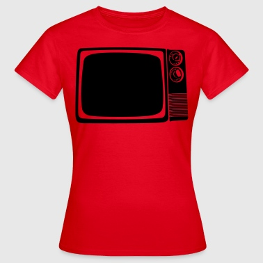 TV - Frauen T-Shirt
