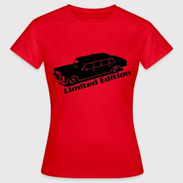 Limited Edition - BENZ - Frauen T-Shirt