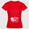 Baby loading - please wait - Dame-T-shirt