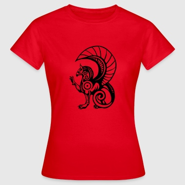 Black Gryphon - Women's T-Shirt