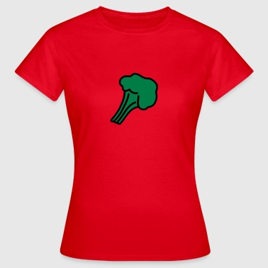broccoli - Frauen T-Shirt