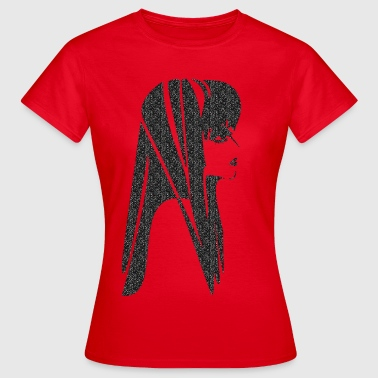 bad girl - Frauen T-Shirt