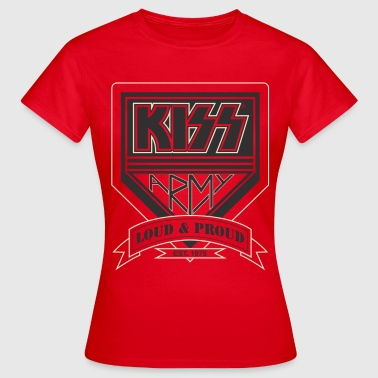 Kiss Army - Women's T-Shirt