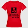 hell is empty Shakespeare quotes - Frauen T-Shirt