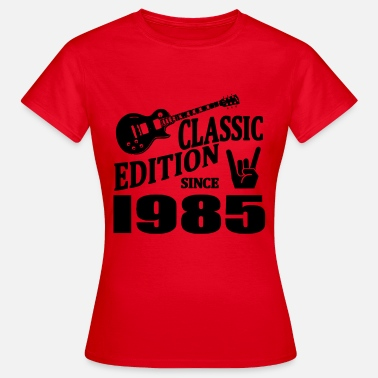 Since 1985 Classic edition since 1985 - Women's T-Shirt