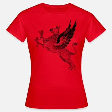 Griffin Daxi the griffin - Women's T-Shirt