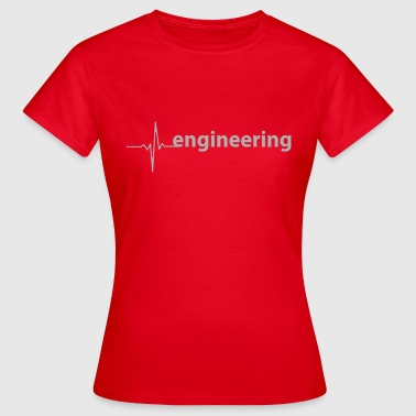 engineering - Frauen T-Shirt