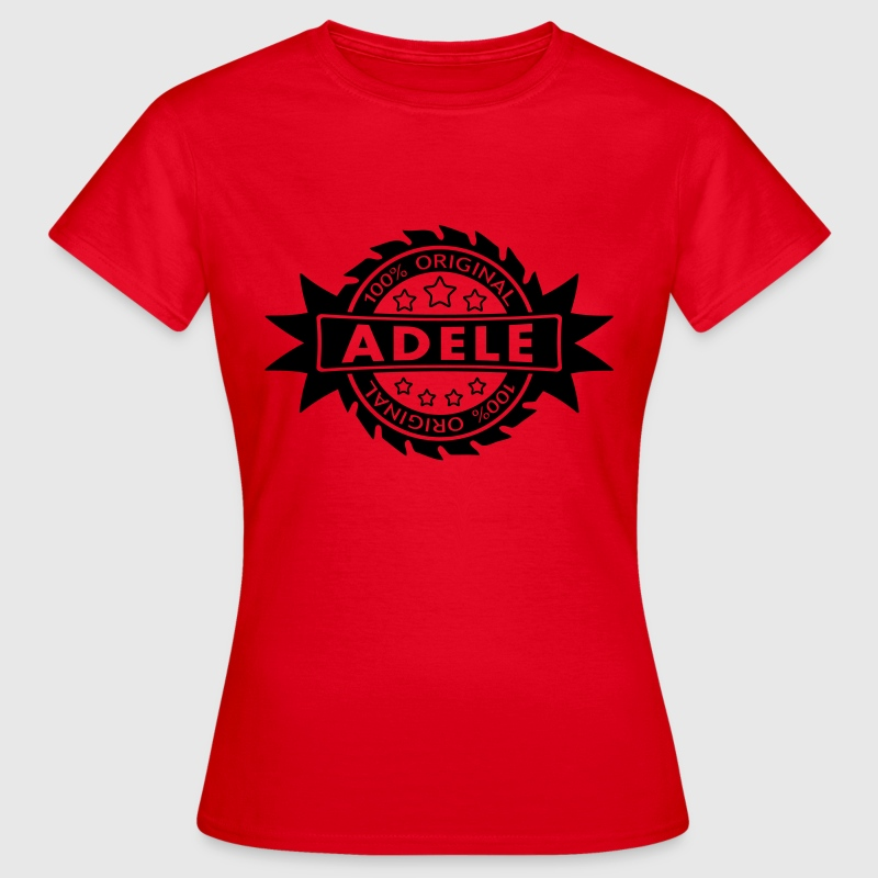 ADELE star original 1c - Frauen T-Shirt