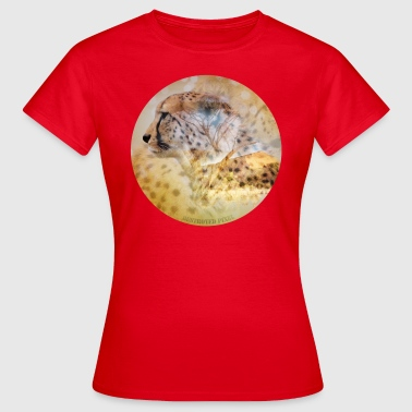 Gepard Cheetah - Frauen T-Shirt
